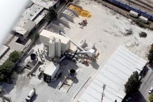 Haifa Concrete Plant
