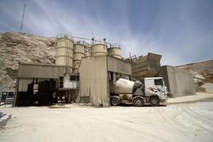 Emek Haela Concrete Plant