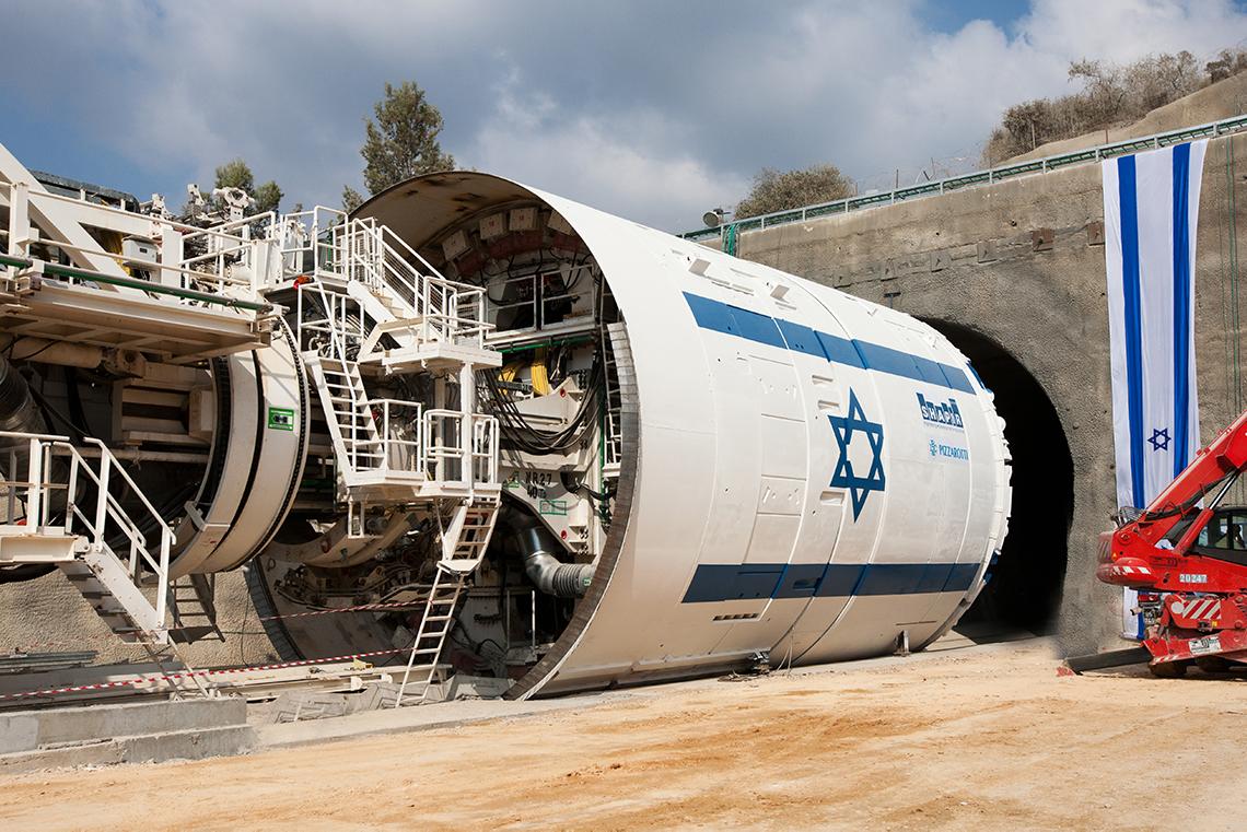 רכבת מהירה לירושלים