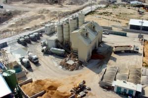 Eron Wadi Ara Concrete Plant