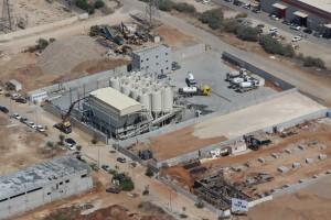 Beit Yehoshua Concrete Plant
