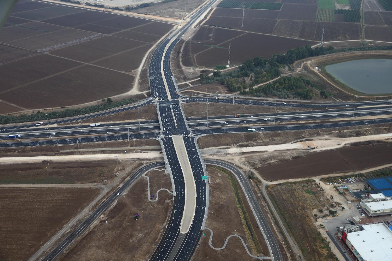 Yagur Interchange