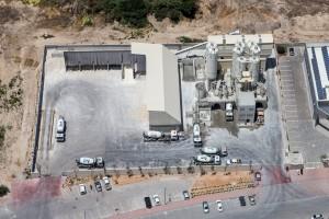 Emek Hefer Concrete Plant
