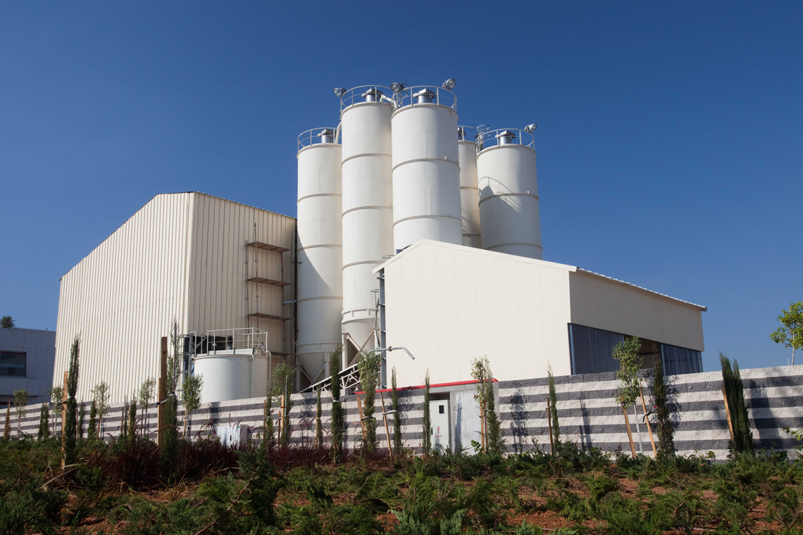 מפעל בטון ראשון לציון