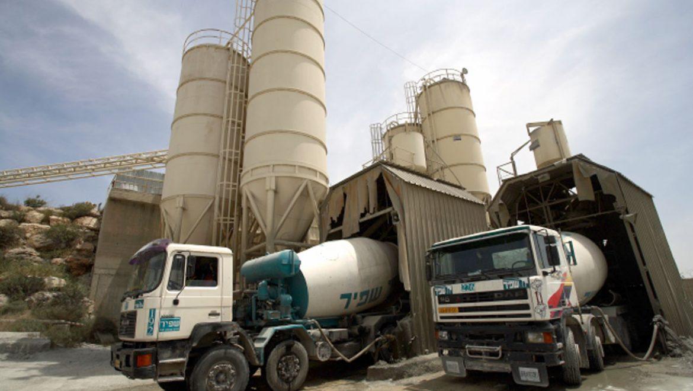 מפעל בטון מגדל עוז – ירושלים דרום