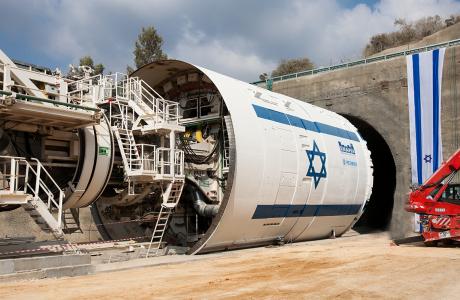 High-Speed Rail Line to Jerusalem