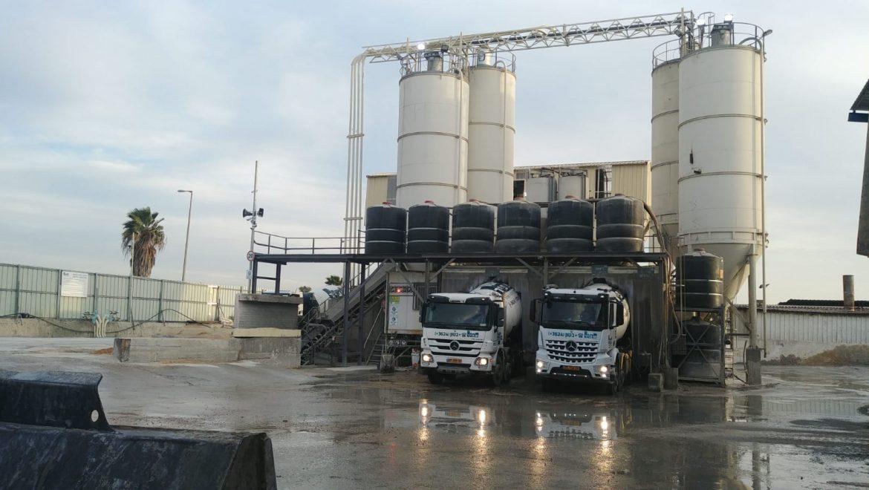 מפעל בטון בארות יצחק