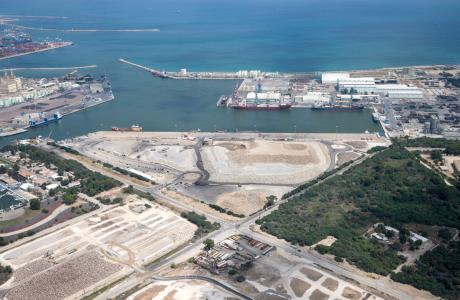 נמל מפרץ חיפה