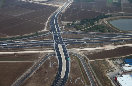 Yagur Interchange