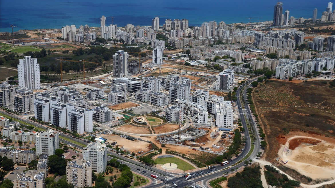 Netanya – Shapir in Agamim